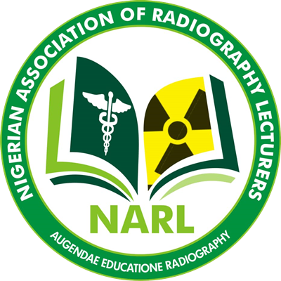 National Association of Radiography Lecturers Logo - Augendae Educatione Radiography